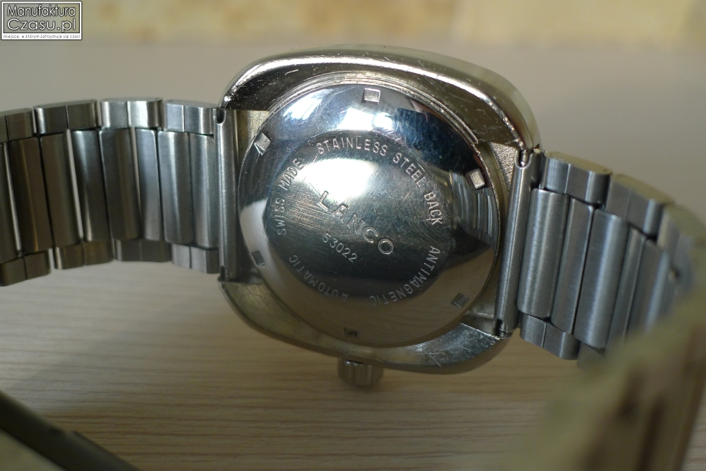 Lanco Nurek Automatic 21 Jewels - dekiel