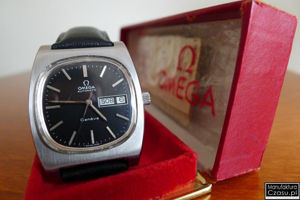 Omega Geneve DayDate PL