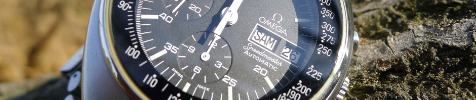OMEGA Speedmaster Mark 4.5 – galeria
