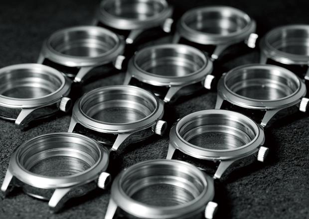 Koperty zegarków - manufaktura