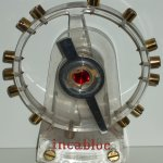 Co oznaczana tajemniczy napis INCABLOC na tarczy zegarka ?