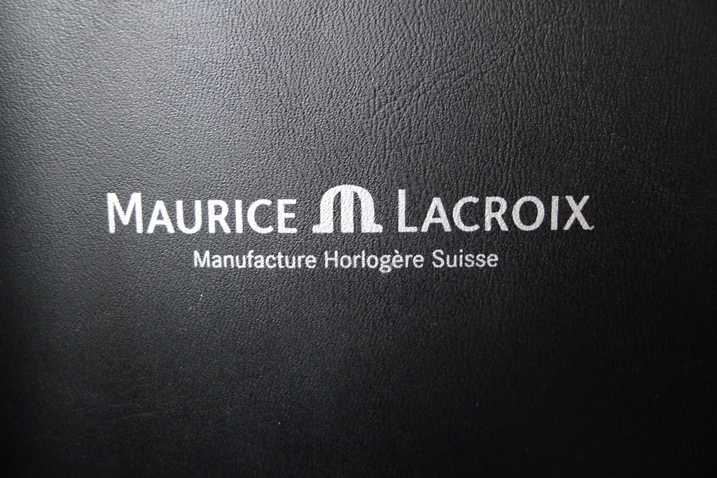 Maurice Lacroix Pontos Chronographe 39