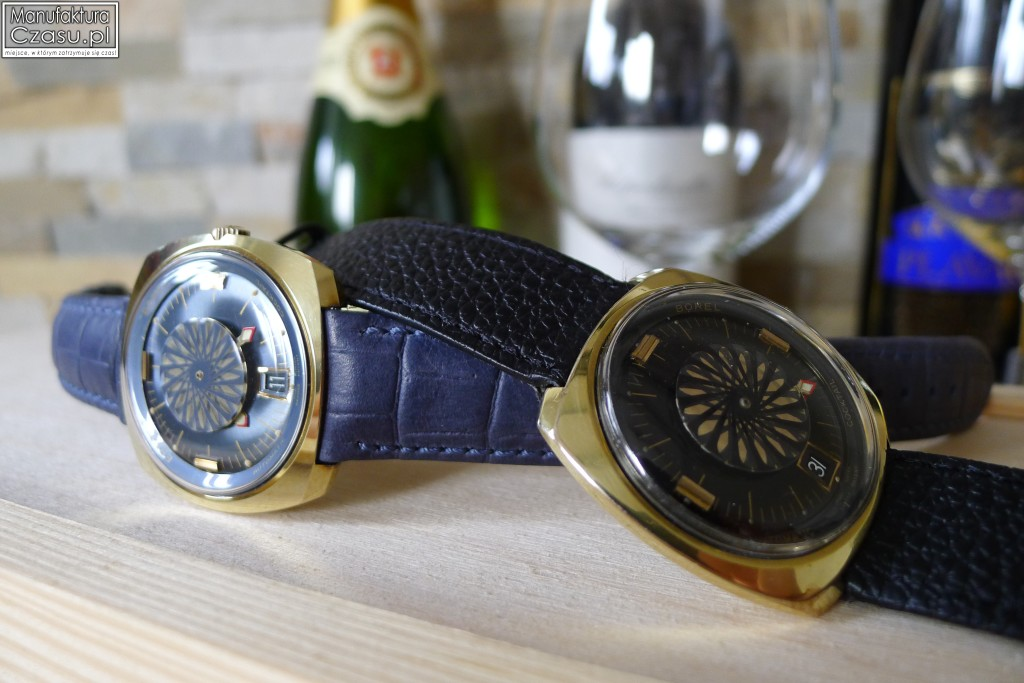 Ernest Borel Cocktail Watch x 2