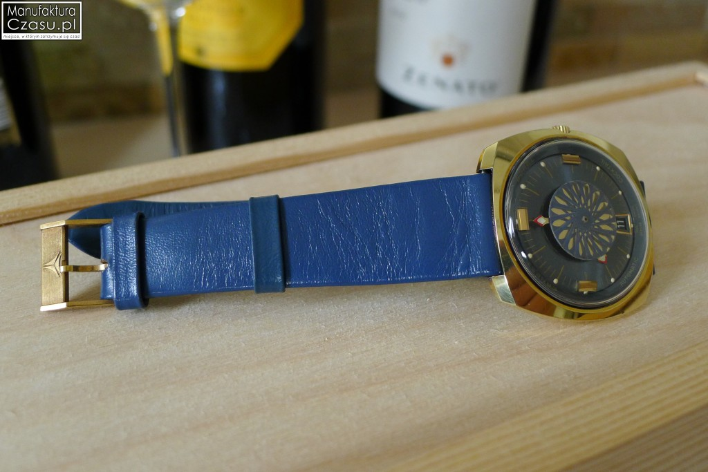 Ernest Borel Cocktail Watch - oryginalna klamra z logo