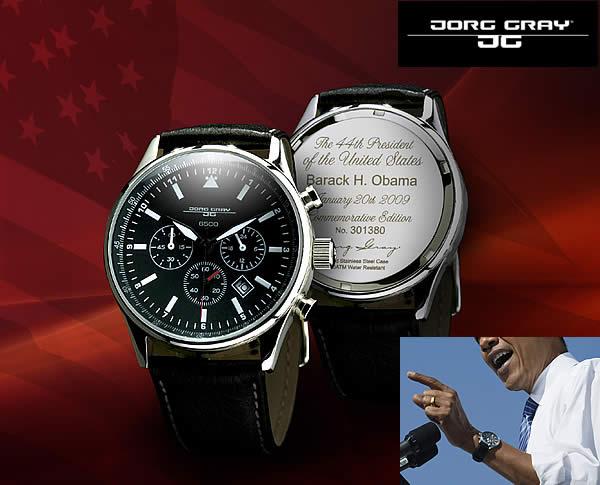 Zegarki Prezydenta USA 14