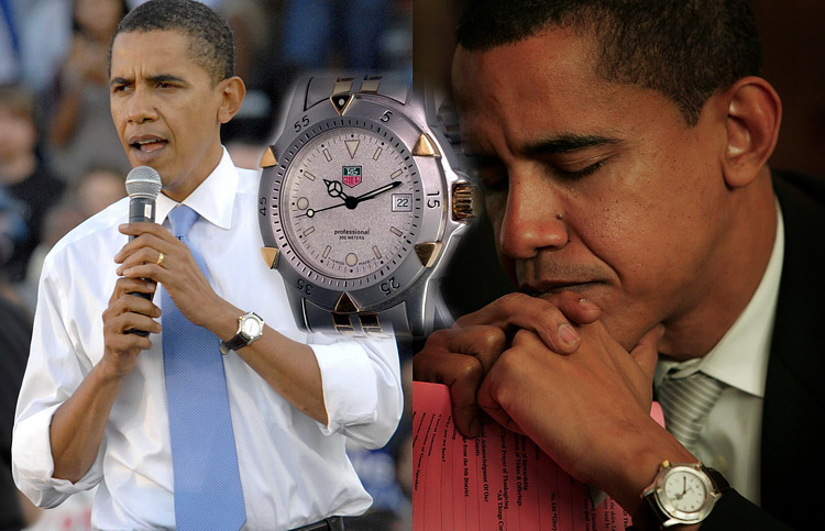 Zegarki Prezydenta USA 7
