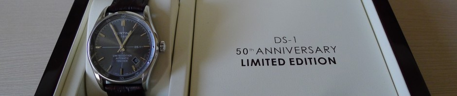 CERTINA DS 1 Limited Edition 50TH ANNIVERSARY – galeria