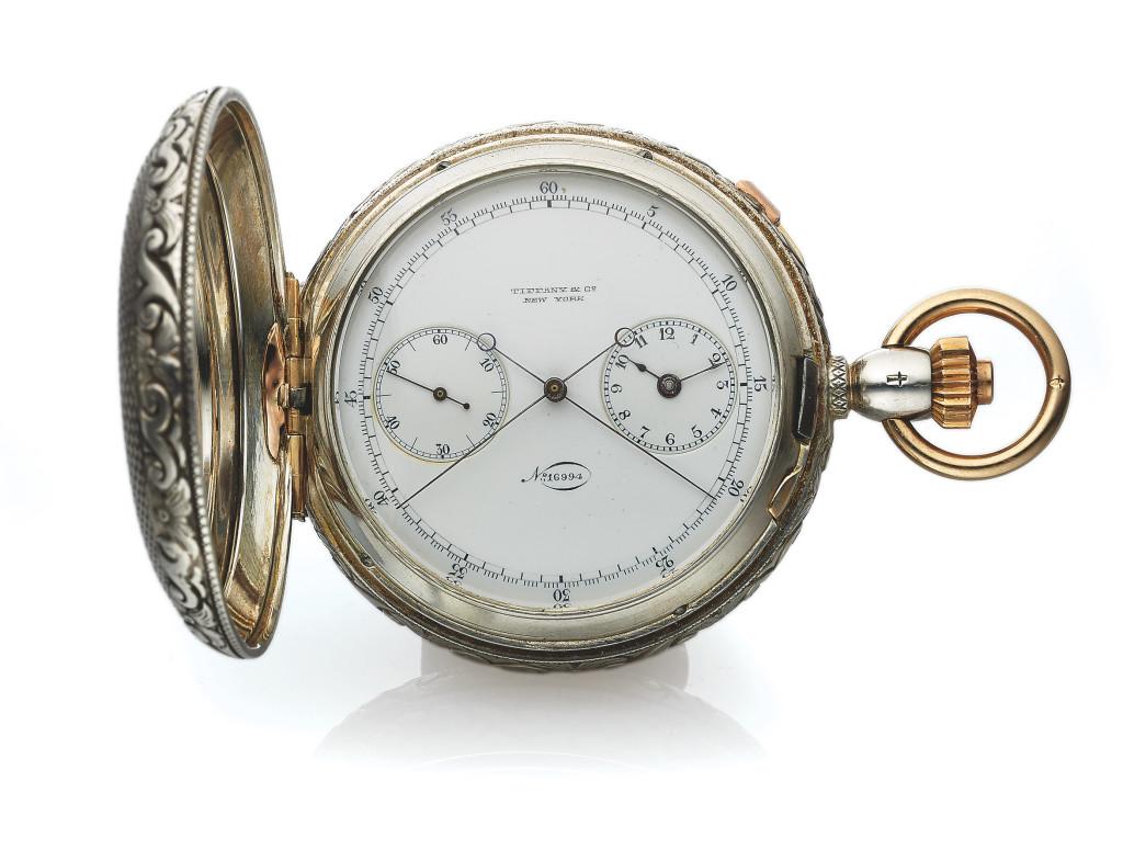 Pierwsze chronografy