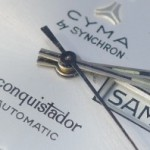 CYMA Conquistador Automatic – luksus z czasów PRL