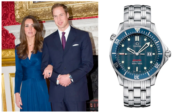 Zegarek księcia Williama 6