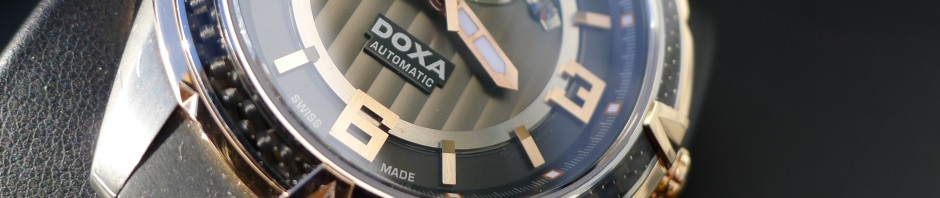 DOXA TROFEO TC-EVOLUTION – tytan, karbon i design
