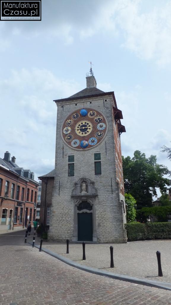 Zegar w Lier 1