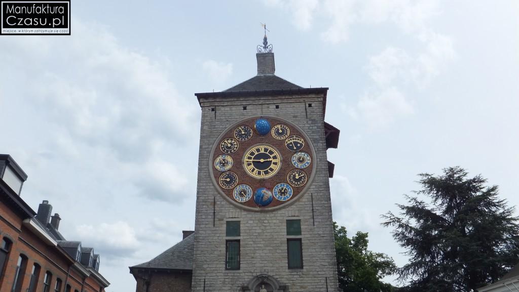 Zegar w Lier 3