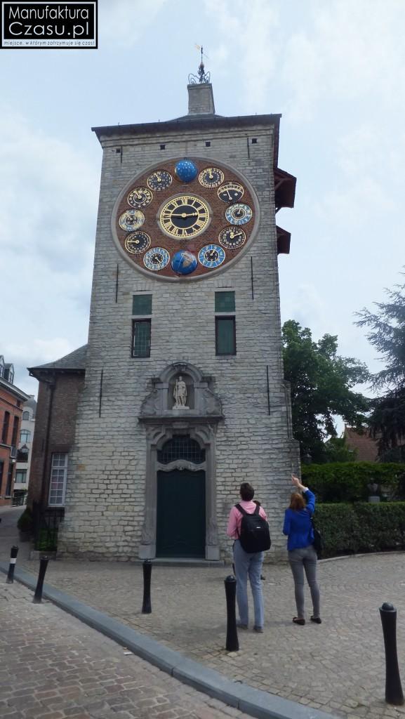 Zegar w Lier 9