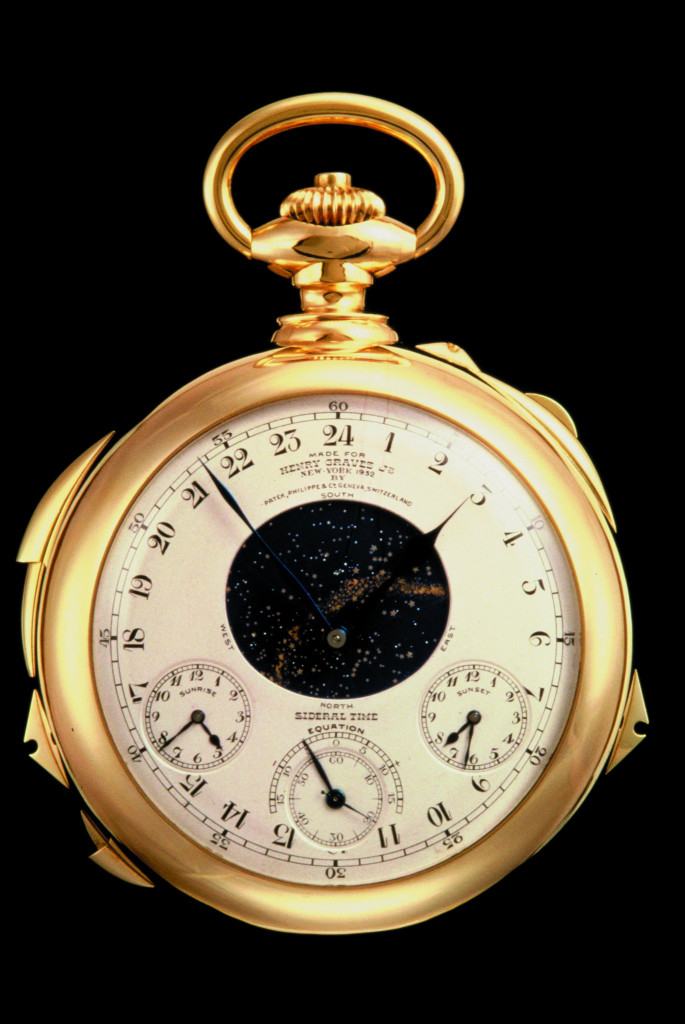 Patek Philippe Supercomplication 3