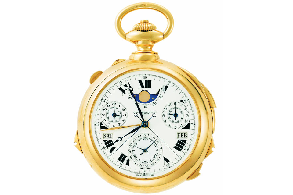 Patek Philippe Supercomplication 5