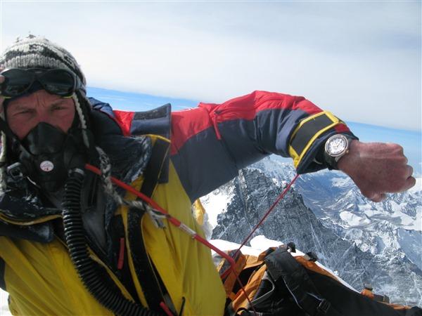 Doxa TC Trofeo Mount Everest 18