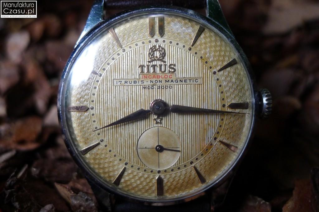 Solvil et Titus Geneve - TITUS MOD 2000