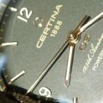 CERTINA DS Powermatic 80 125th Anniversary – galeria