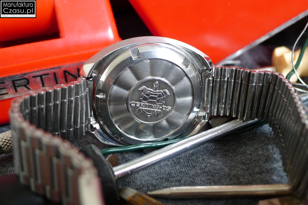 Certina DS-2 Automatic Day-Date PL 22