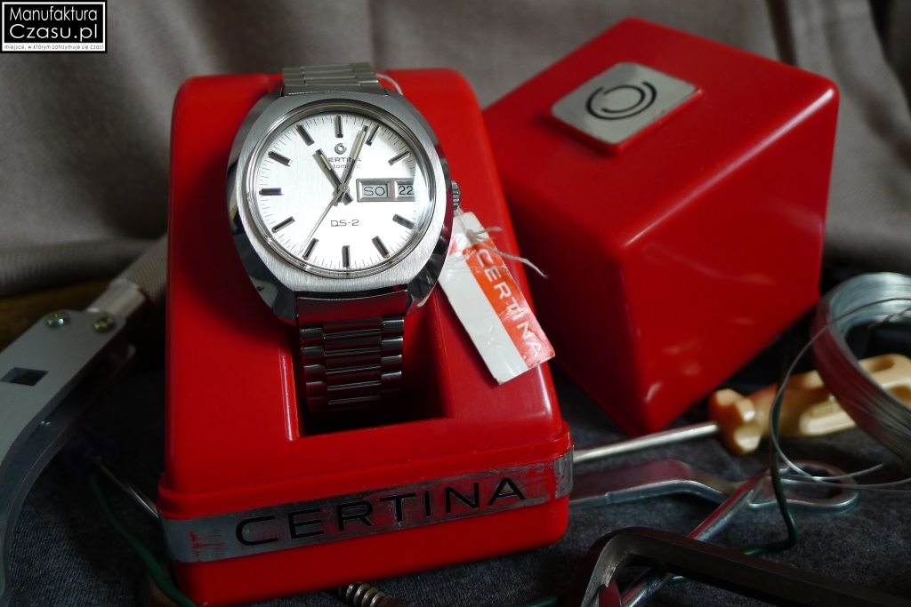 Certina DS-2 Automatic Day-Date PL 3