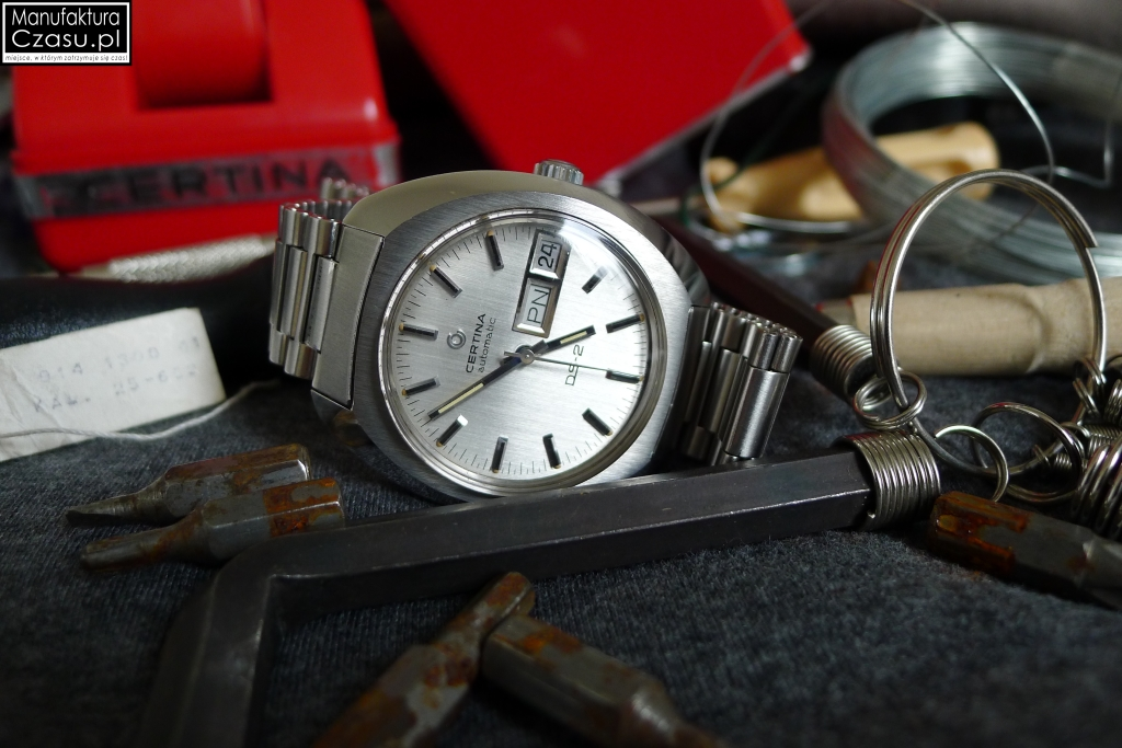 Certina DS-2 Automatic Day-Date PL 30