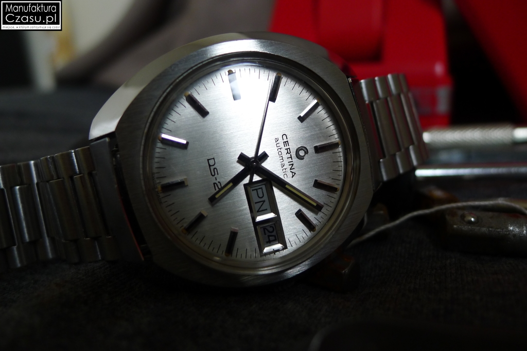 Certina DS-2 Automatic Day-Date PL 36