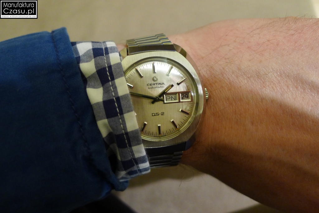 Certina DS-2 Automatic Day-Date PL 37