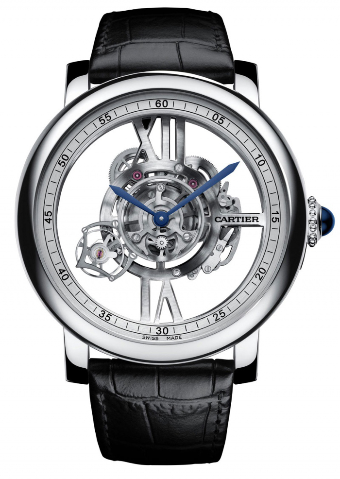 Cartier Astrotourbillon 1
