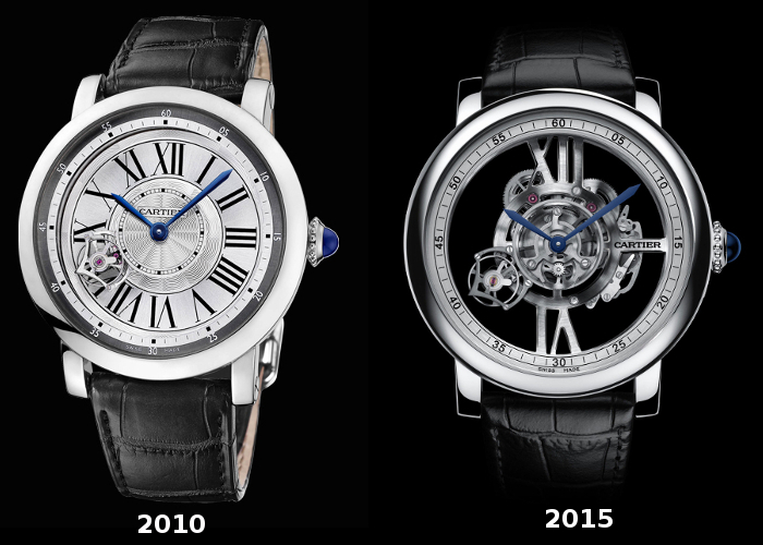 Cartier Astrotourbillon 2