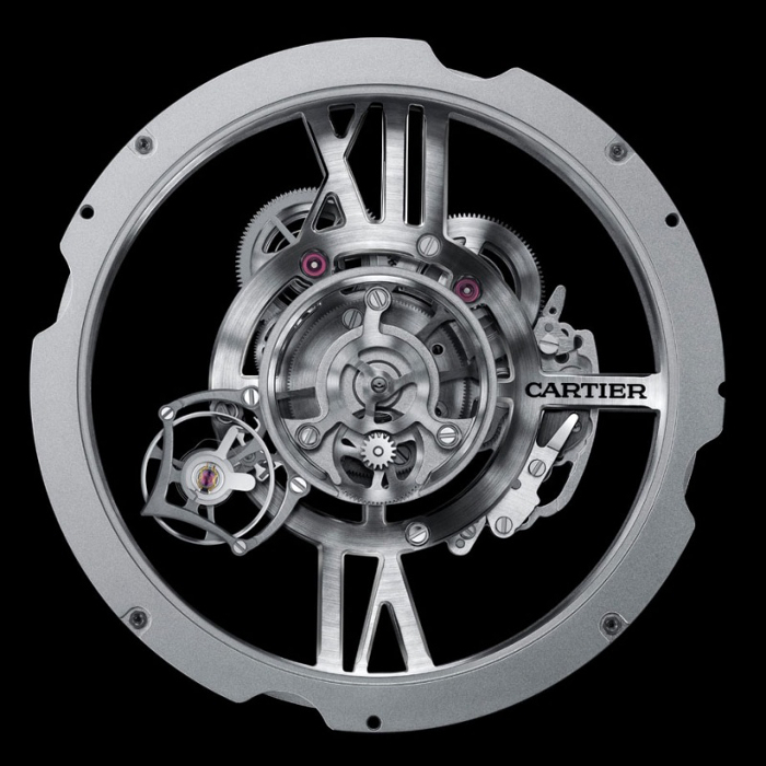 Cartier Astrotourbillon 4