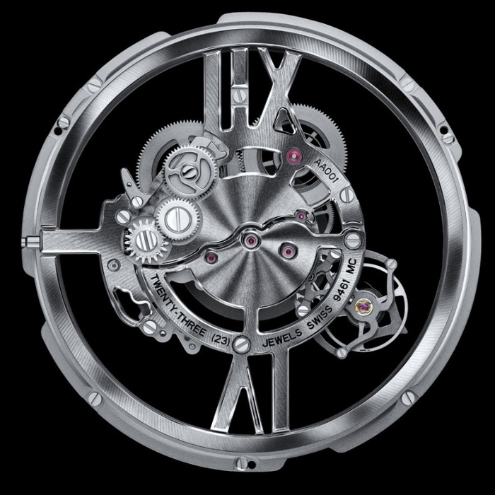 Cartier Astrotourbillon 5