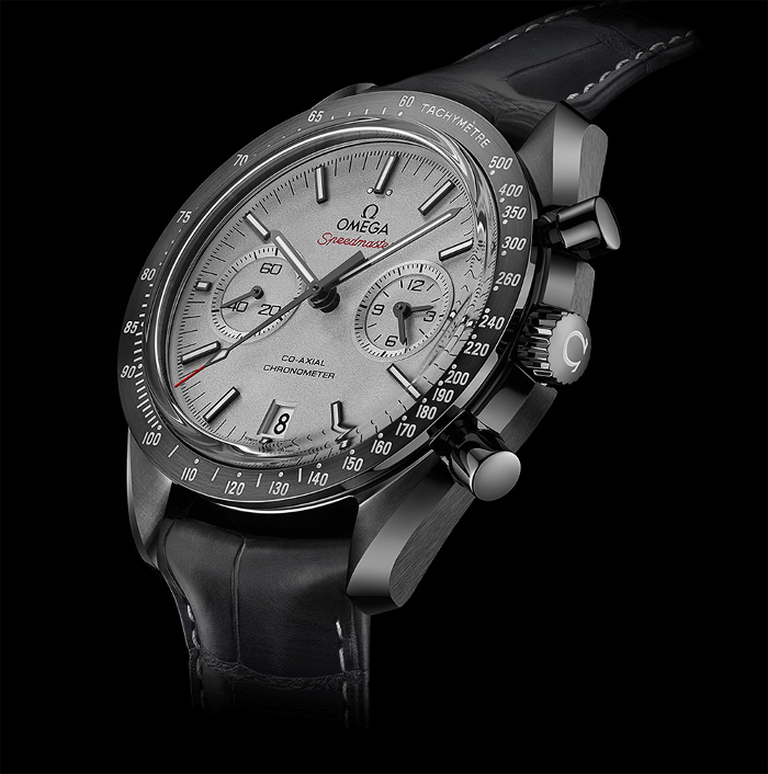 Omega Speedmaster Grey Side 3