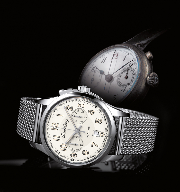 Breitling Transocean Chronograph 1