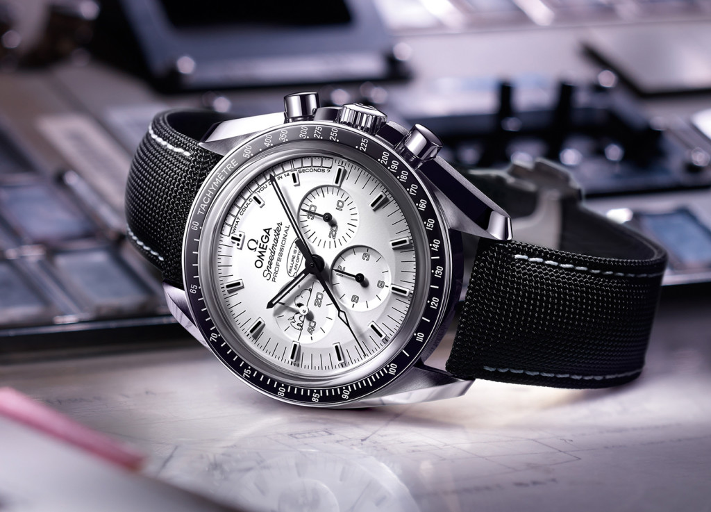 Omega Speedmaster Apollo 13 Snoopy 1