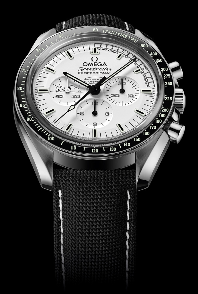 Omega Speedmaster Apollo 13 Snoopy 2