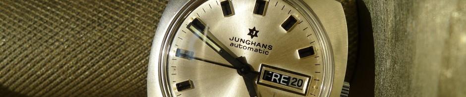 JUNGHANS Automatic – galeria zdjęć