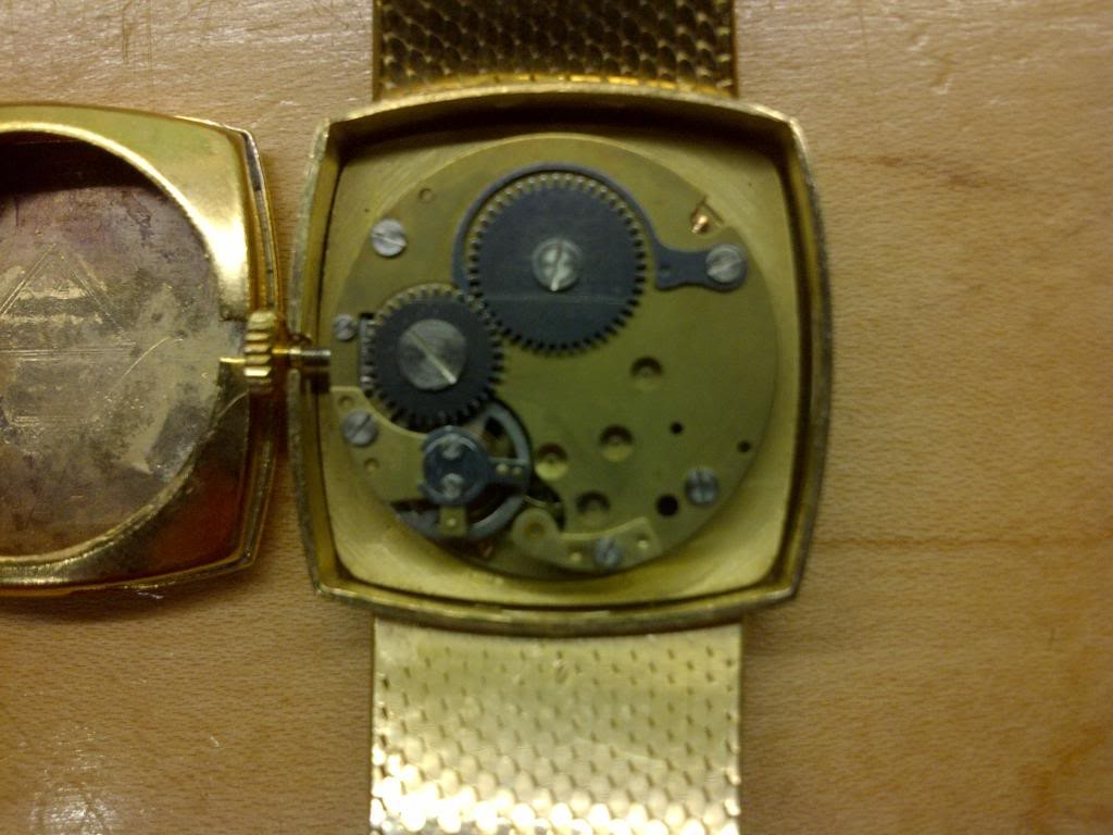 Fake Vintage Omega Constellation 5