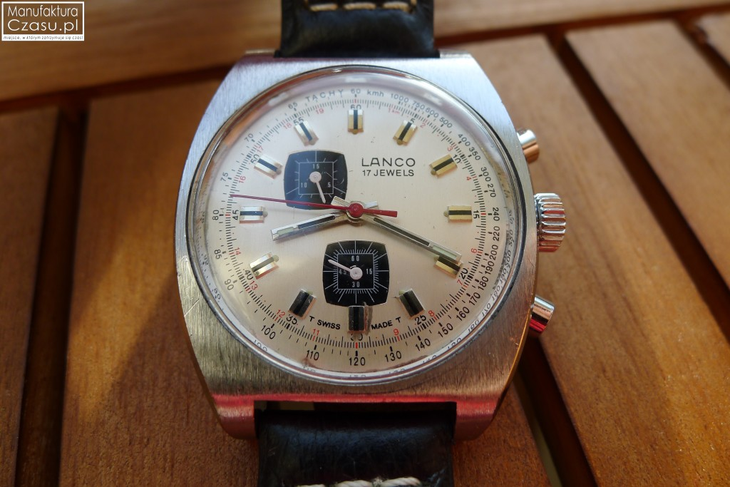 LANCO Chronograph