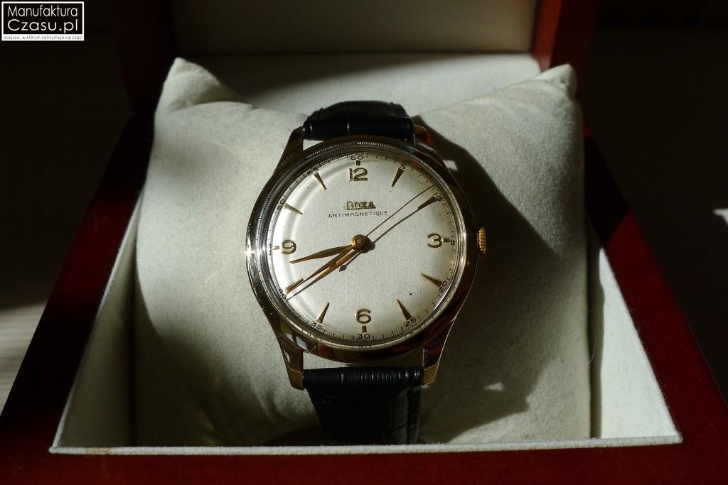 Renowacja zegarka - DOXA po 1