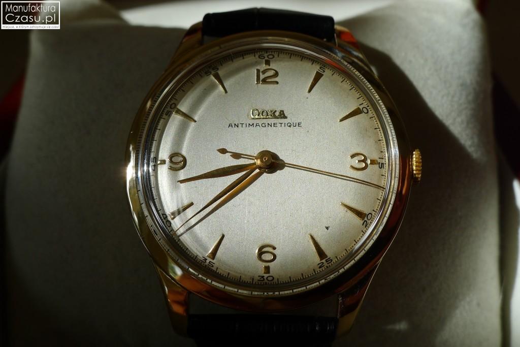 Renowacja zegarka - DOXA po 2