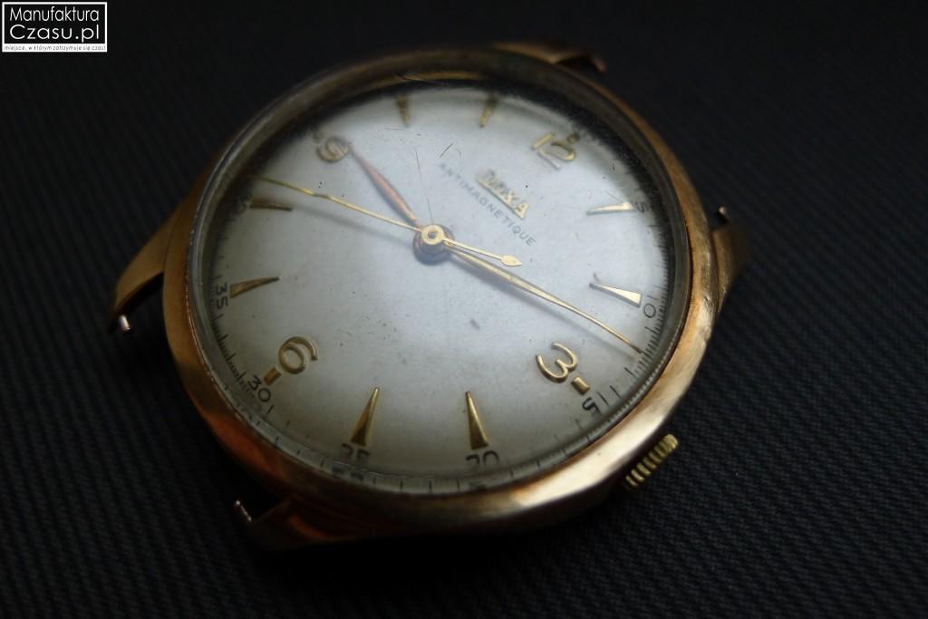 Renowacja zegarka - DOXA przed 1