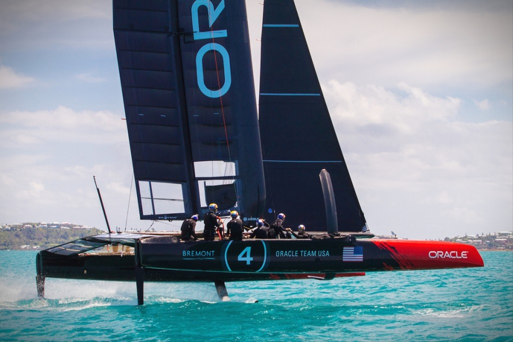 Bremont - America Cup 4