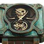 BELL & ROSS – BR 01 Skull Bronze Tourbillon Only Watch