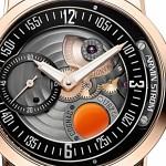 ARMIN STROM – Cognac Watch (koniak wewnątrz zegarka!)