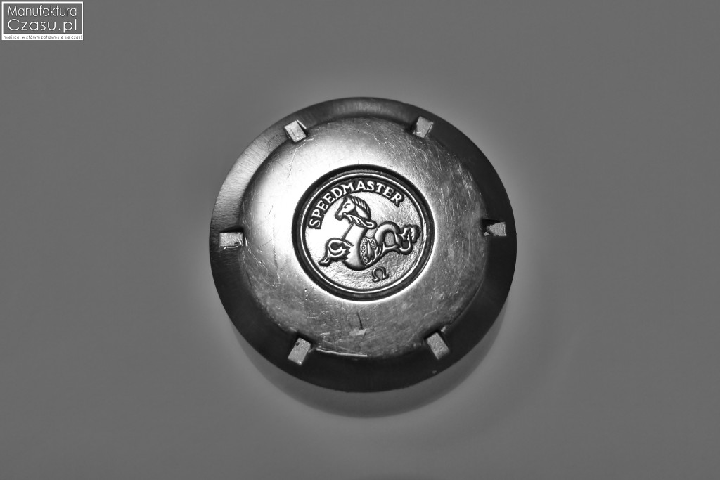Omega Speedmaster 125 - dekiel