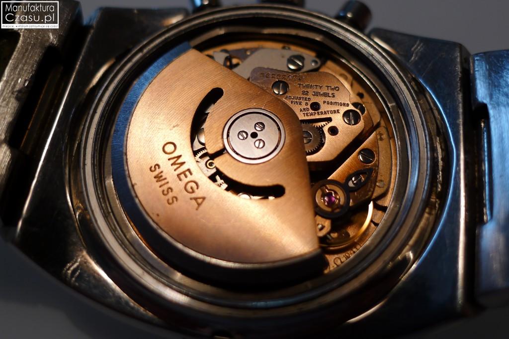 Omega Speedmaster 125 - cal. 1041