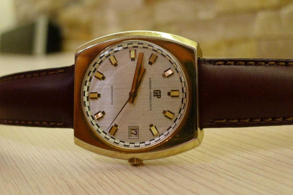 Zegarek vintage - lata 70'