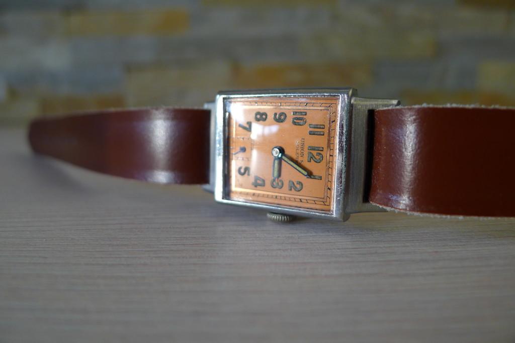 Przykład zegarka Art-Deco - Manufaktura Czasu