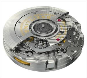 Zdjęcie poglądowe: Breitling B01 mechanizm in-house